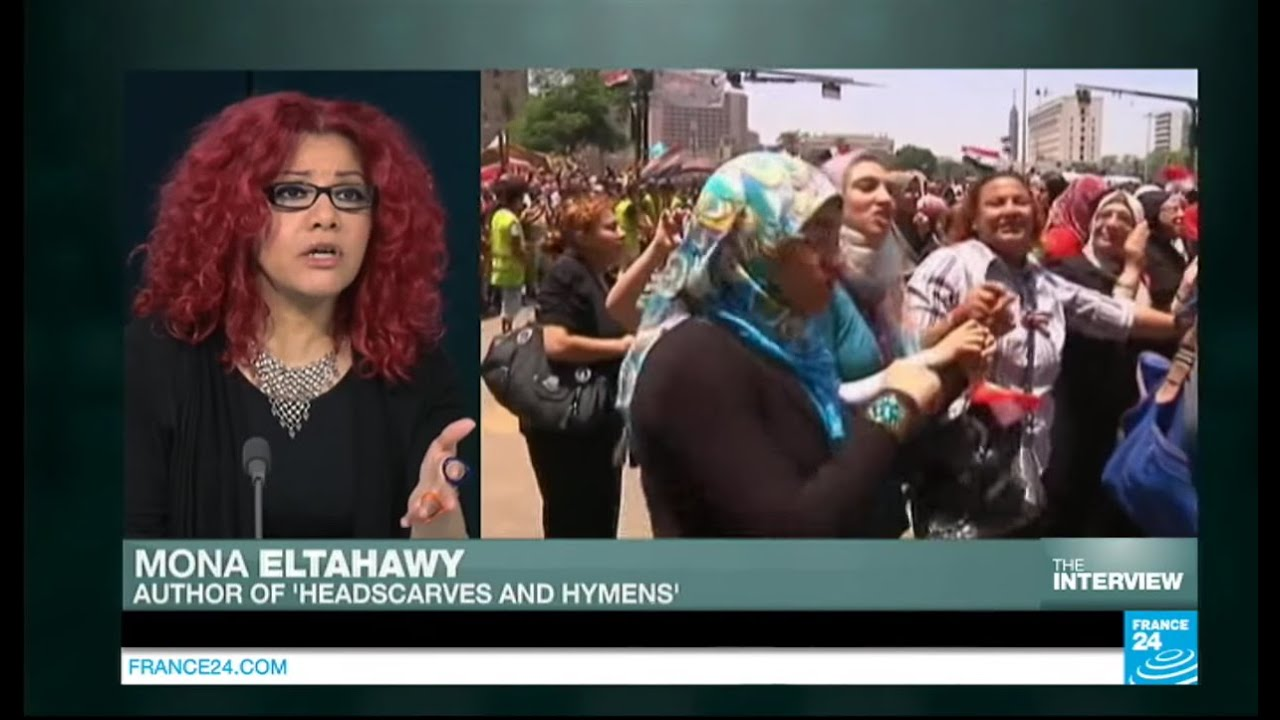 Does the Middle East need a sexual revolution? FRANCE24 asks Mona Eltahawy