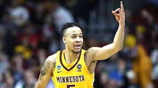 See all 11 3-pointers Minnesota hit to take down Louisville