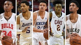 Best Plays From The 2018 MGM Resorts All NBA Summer League 1st Team