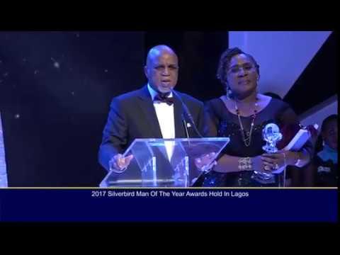 THE SILVERBIRD MAN OF THE YEAR AWARD LIGHTS UP LAGOS