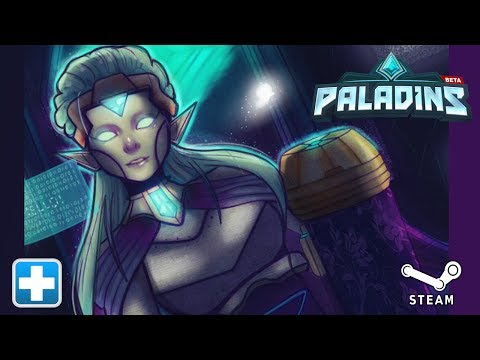 PALADINS AS SUPPORT - Ranked with Ying Replicant (PC) Gameplay