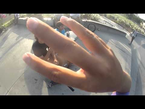 GOPro ride#3 hairy pope