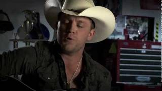 Gambar cover Justin Moore, 'If Heaven Wasn't So Far Away' - Taste of Country Exclusive