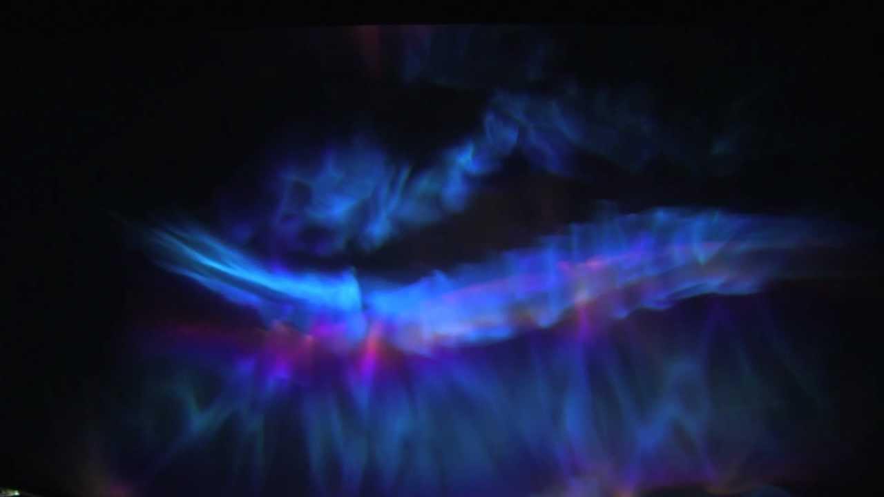 Rosco X24 Effect Aurora Borealis Youtube
