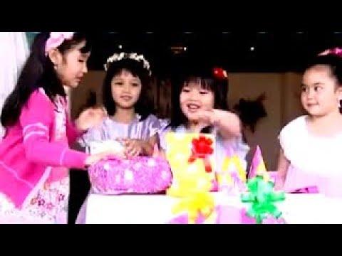 Medley selamat ulang tahun happy birthday - Ivana dan Karyn dan Audy dan Cheryl