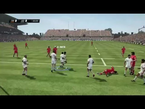 Rugby Challenge 3: End To End Try (Xbox One)