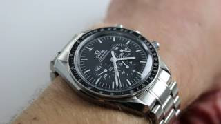 Omega Speedmaster Moonwatch Professional Chronograph Ref. 311.30.42.30.01.005 Watch Review