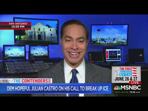 Presidential candidate Julián Castro: 'Our border is as secure as it ever has been'