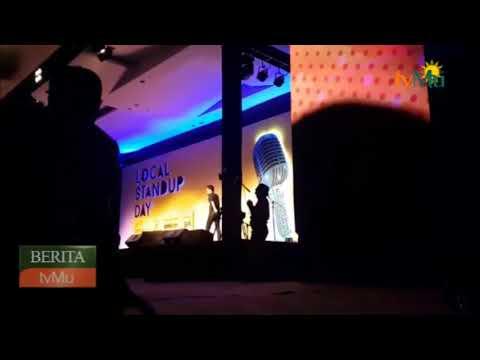 Gubernur DKI Jakarta Tutup Local Stand Up Day