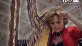 �������� ���� Elizabeth ALEXANDROVA - R.GLIERE - Concerto for harp and orchestra - Artstudio