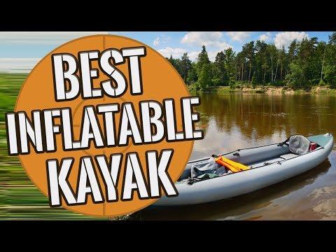 Inflatable Kayak: Best Inflatable Kayaks 2019 - TOP 10