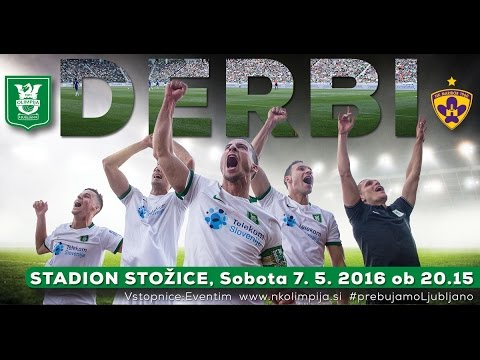 Spišimo zgodovino: Olimpija Ljubljana - Maribor