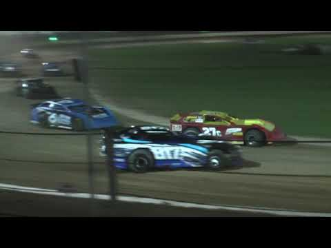 Woodford Glen, Super Saloons, one of the support races for the Stockcar Stampede night, held on the 14th March 2020. Because of circumstances, this is the ... - dirt track racing video image