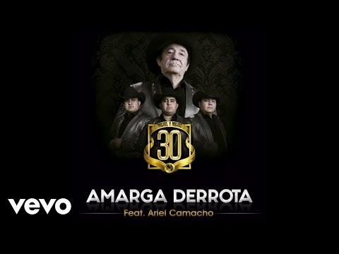 Miguel Y Miguel, Ariel Camacho - Amarga Derrota (Audio)