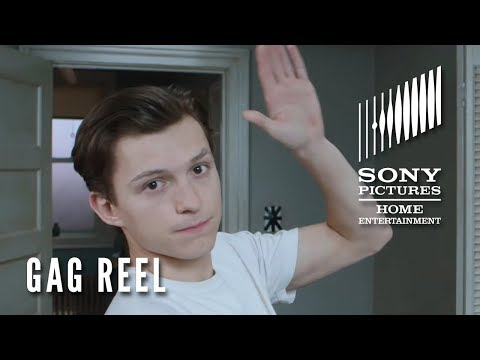 SPIDER-MAN: FAR FROM HOME - Digital & Blu-ray Gag Reel - Now on Digital!