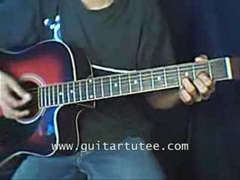 Our Song (of Taylor Swift, by www.guitartutee.com)