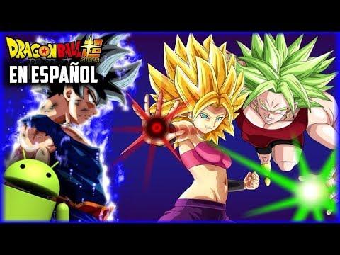 DESCARGA NUEVO JUEGO DE DRAGON BALL SUPER EN ESPAÑOL - TTT MODS - ISO PSP GOKU ULTRA INSTINCT Y MAS