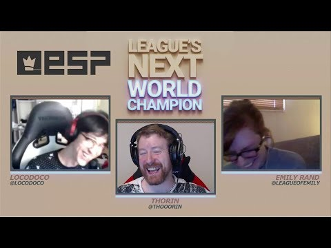League's Next World Champion Episode 11: Original Korean Sith Lord (feat. Locodoco)