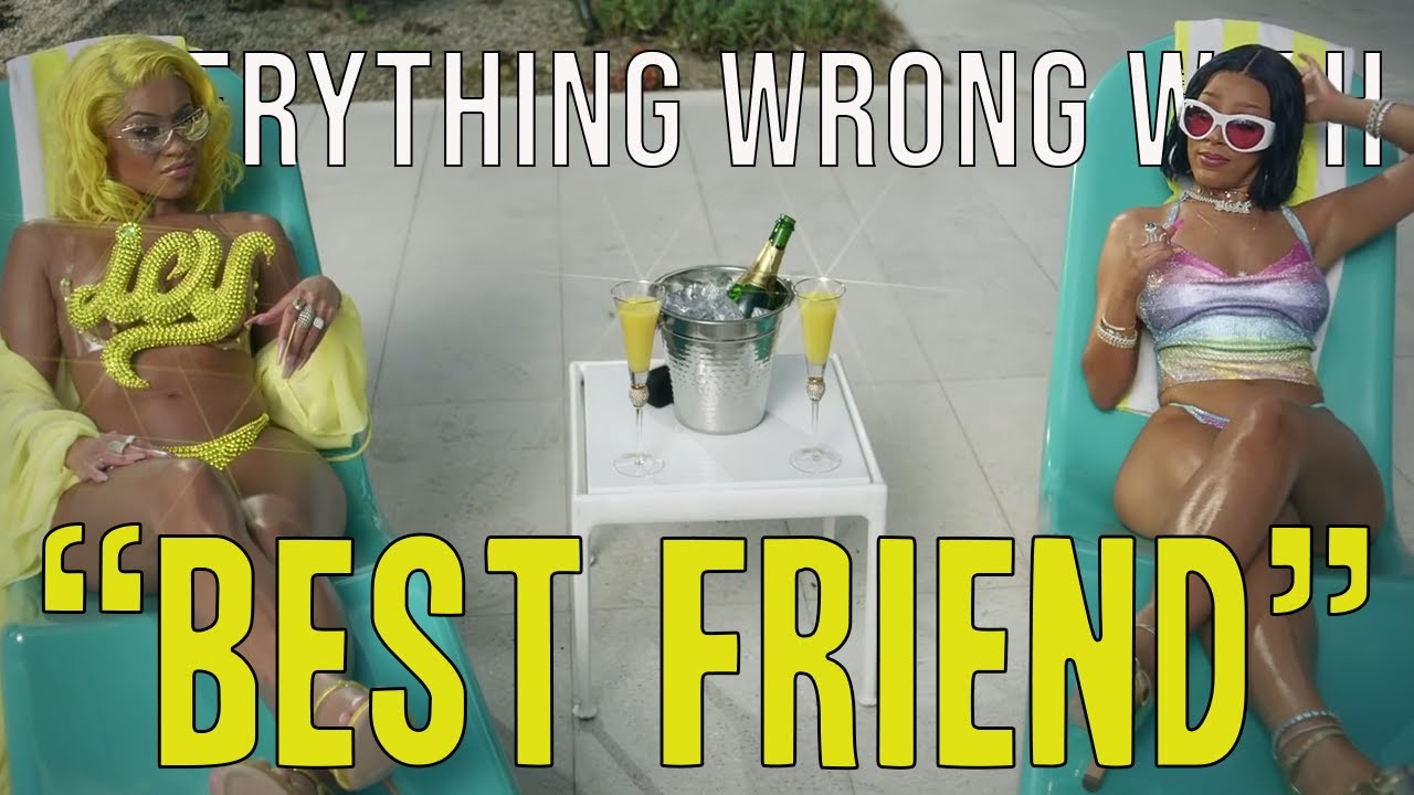 """Everything Wrong With Saweetie feat. Doja Cat """"Best Friend"""""""