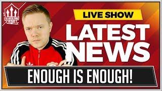 Goldbridge Mourinho RANT! Man Utd News Now
