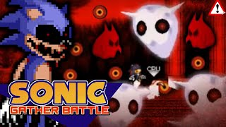 THIS BANNED SONIC GAME COMES WITH A REAL VIRUS! - SONIC GATHER BATTLE (VIRUS DRM)