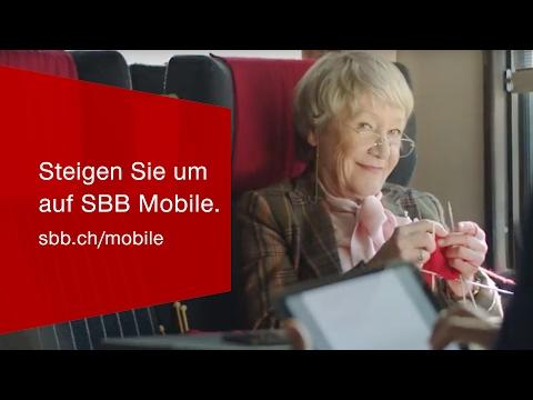 Steigen Sie Um Auf SBB Mobile, Die Neue App Der SBB.