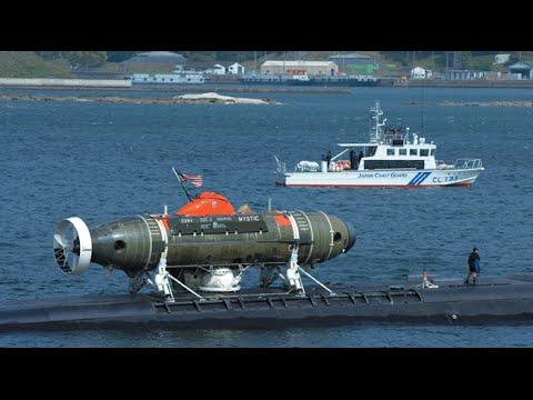 Future Mini Sub AUVs & UUVs! US Navy Manta , British Marlin