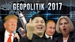 Trump, Putin & Co - Geopolitik 2017 - Christoph Hörstel im NuoViso Talk