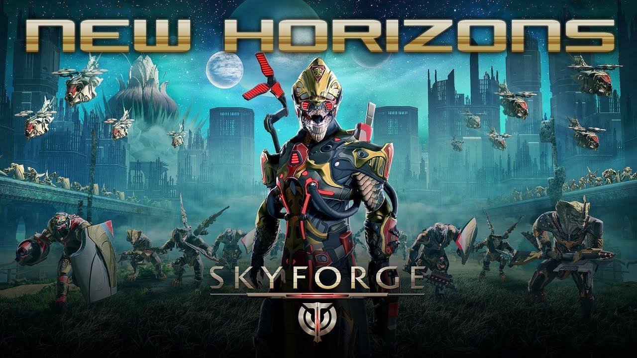 Skyforge: New Horizons Overview & Gameplay (4K) | Chibibits