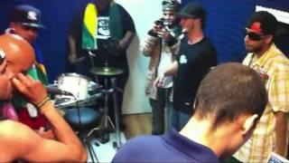 primata beats - SPECIAL EDITION - Grooving Cowbells - Feat. Afrika Bambaataa & crew