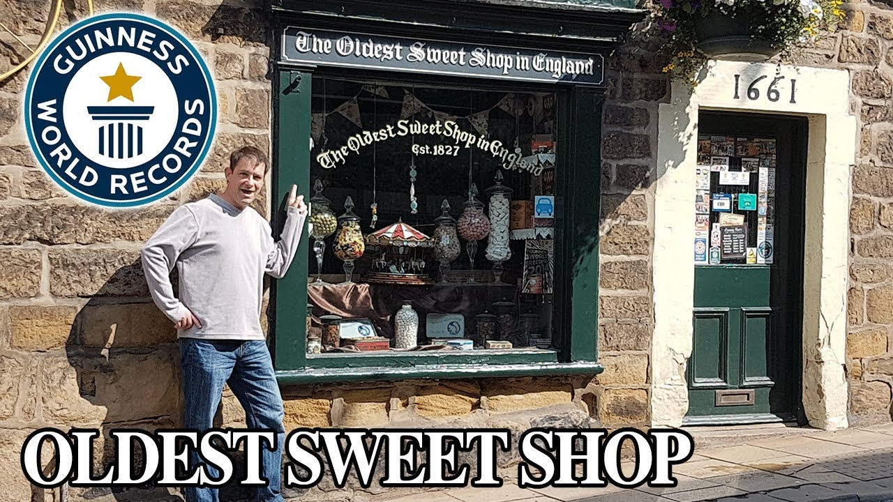 Oldest Sweet Shop In The World