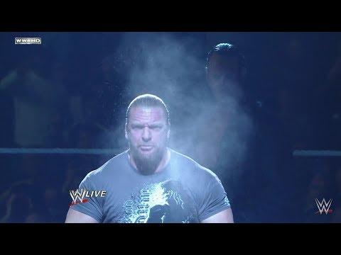 Triple H Best Entrance Ever