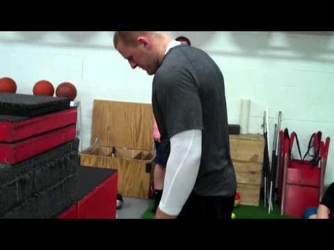 JJ Watt NX Level 55+ Box Jump