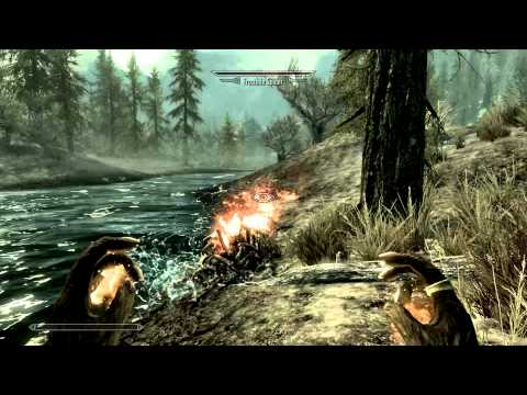 Ads Plays Modded Skyrim - Episode 3