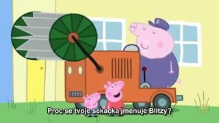 Prasátko pepina Anglicky s titulky / Peppa pig with subtitles