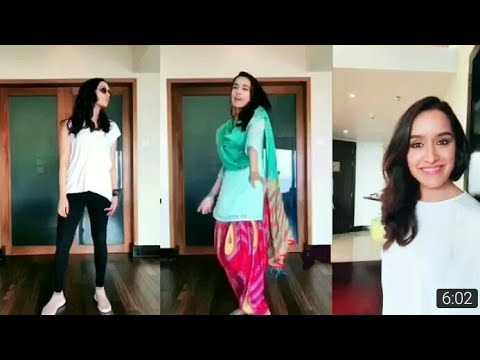 Shraddha kapoor on musically  tic tok   Best Dialogue 