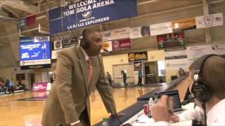 La Salle Women's Basketball Defeats Fairfield, 68-61