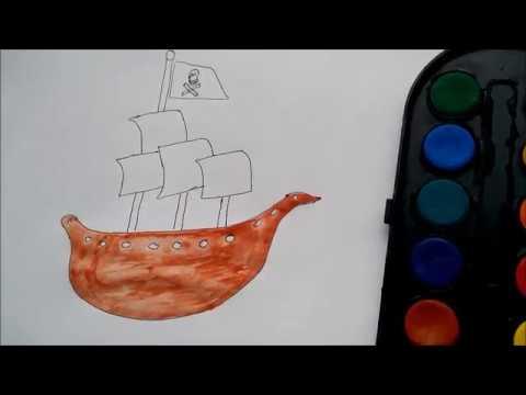 Gemi Nasil çizilir Youtube