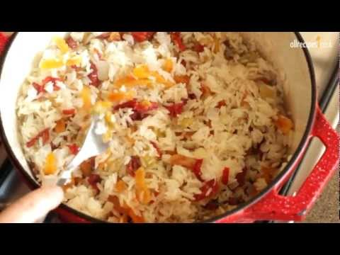 Brazilian Christmas Rice Recipe - Allrecipes.co.uk