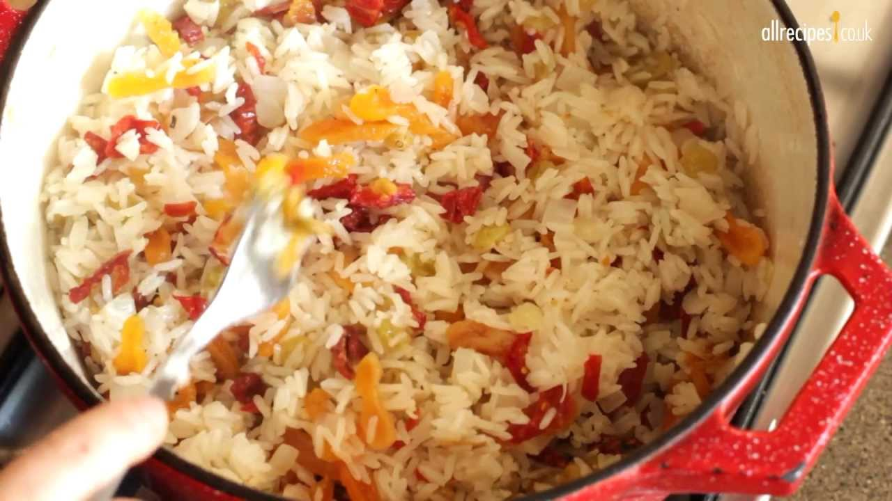 Brazilian christmas rice recipe allrecipes youtube forumfinder Images