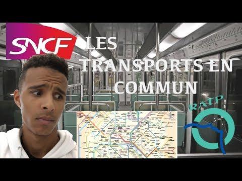 Jo! - LES TRANSPORTS EN COMMUN