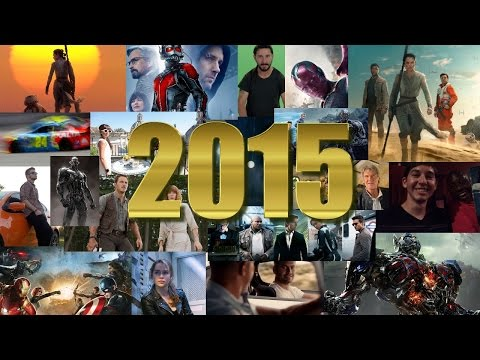 2015 Year In Review Montage