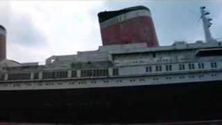 SS United States: Lady in Waiting Trailer