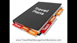 Travel Risk Management Safety and Security Tip 59 - Travel Policy and Procedure