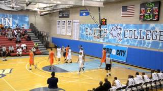 2 | PDG Queensbridge Vs Dyckman / New York Athletic Club (NYAC) | 2012 NIKE PRO CITY