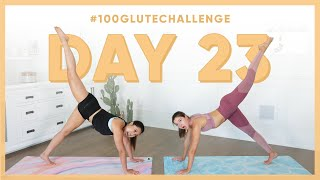Day 23: Rainbow Butt! | 100 Glute Challenge w/ Meredith Foster