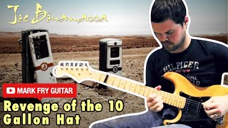 Joe Bonamassa - Revenge of The 10 Gallon Hat Cover