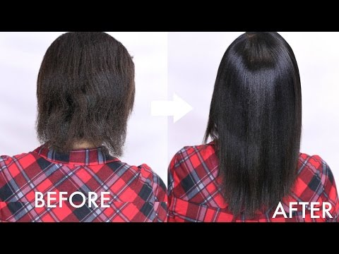 HOW TO GROW LONG HEALTHY HAIR FAST (MY HAIRCARE ROUTINE) | OMABELLETV