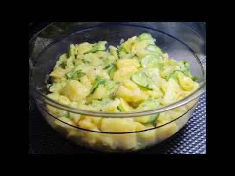 Ikke Hüftgold Kartoffelsalat