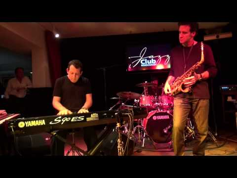 Jeff Lorber Fusion@Jazzclub Rorschach 09112012  2nd take